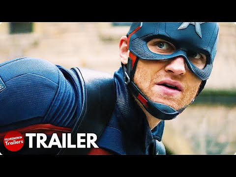 """THE FALCON AND THE WINTER SOLDIER """"Hypothetical"""" Trailer (2021) MCU Disney+ Series"""