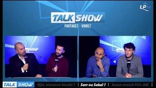 Talk Show : la compo de Garcia pour OM-PSG