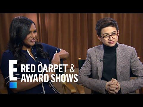 "Mindy Kaling & J.J. Totah Talk Groundbreaking ""Champions"" | E! Live From The Red Carpet"
