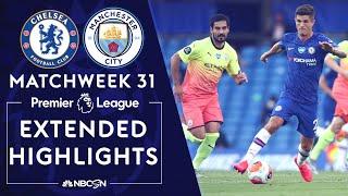 Chelsea v. Manchester City | PREMIER LEAGUE HIGHLIGHTS | 6/25/2020 | NBC Sports