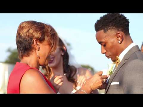 Alex Johnson & Brey Dorsett Wedding | Life, Love & Basketball