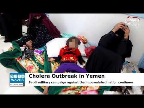 Suspected cholera cases in Yemen reach 1 million: ICRC