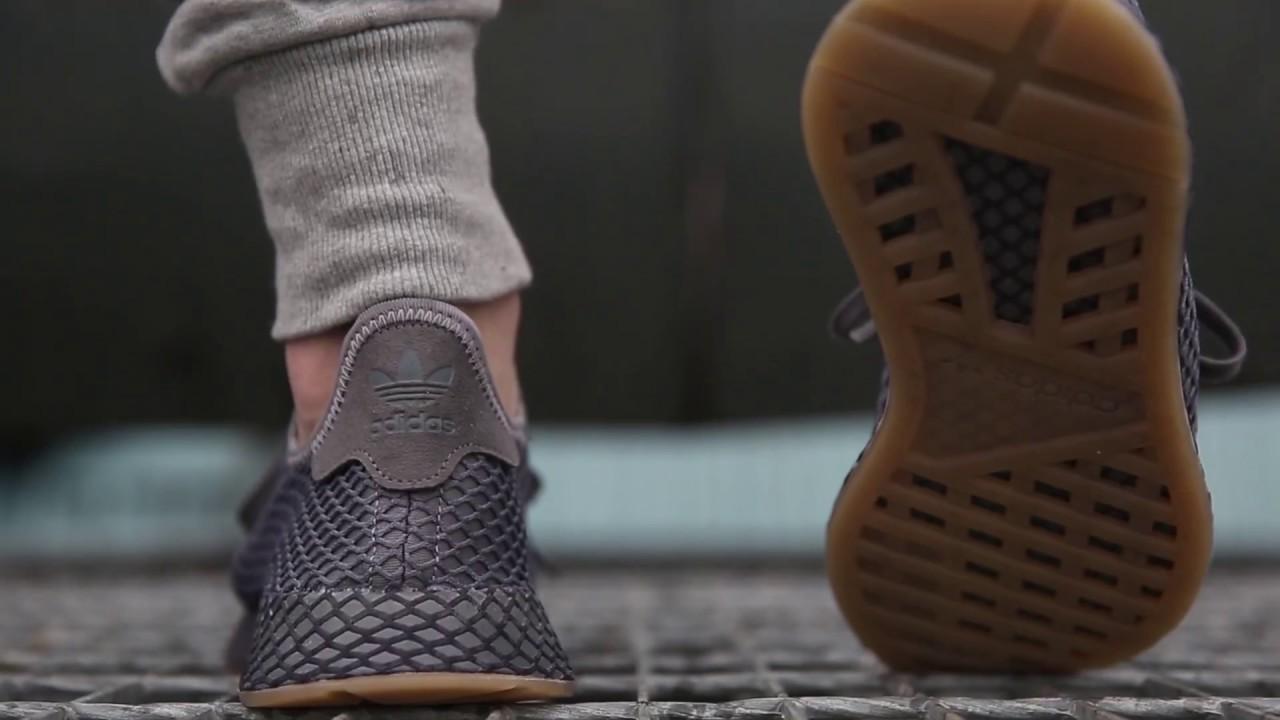 81d55c8928cf1 Adidas Deerupt Runner - YouTube