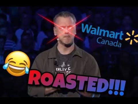 Bethesda Roasts Walmart Canada (E3 2018)