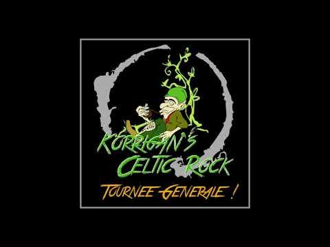 Korrigan's Celtic Rock - Tournée Générale ! - Full Album