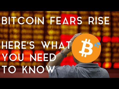 Bitcoin Fears Rise | Here's what you need to know