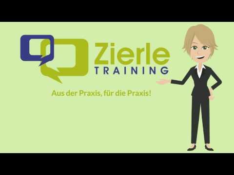 Erklärfilm | Telefontraining mit Antje Zierle | Von Presentando - Ihr Erklärfilm