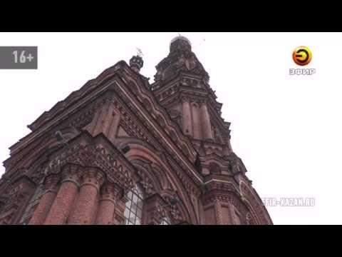 На колокольне Богоявленского собора в Казани появилась смотровая площадка
