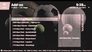 Repeat youtube video How To: Watch Live Sports with Sportsdevil