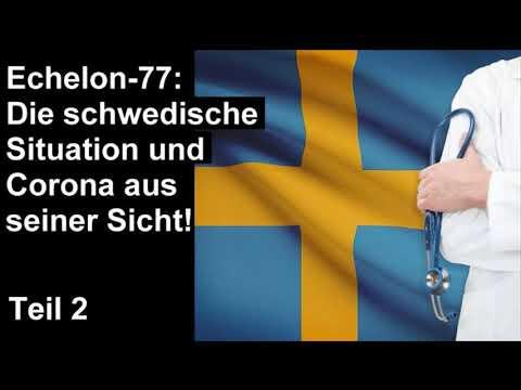 Corona-Lage - Bericht direkt aus Schweden / Stockholm