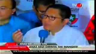 Berita TV ONE Terbaru Hari Ini Wawancara Eksklusif Anas Urbaningrum VS KPK.mp4
