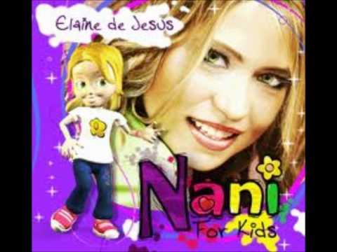 Elaine de Jesus - Orquestra do Senhor (Nani for Kids)