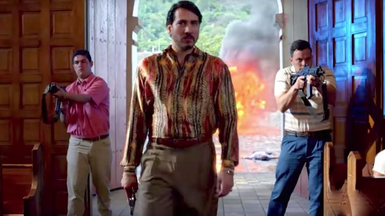 Download Joaquin bedoya - Huy que miedo -  narcos season 3 ep 7