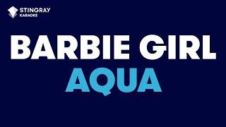 Barbie Girl : Aqua | Karaoke with Lyrics