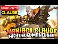 MANIAC    Claude High Level Maneuver       s    General Claude Gameplay And Build