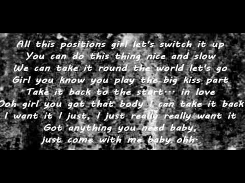 Chris Brown - The Best Yo Lyrics 2011