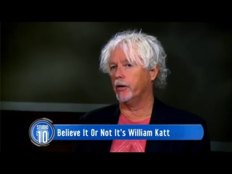 Believe It Or Not It's William Katt | Studio 10