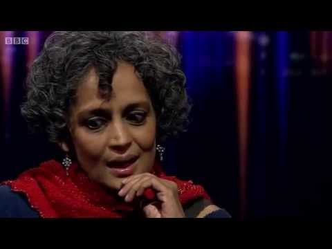 Arundhati Roy says Capitalism is not working for masses (BBC Newsnight)