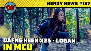 X23 in MCU, Wonder Woman 84 Box-office, Gal Gadot Injury, Snyder Cut Music | Nerdy News #137 Thumb