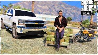 GTA 5 REAL LIFE MOD   #1 EL ENCARGO (SICARIOS)💊