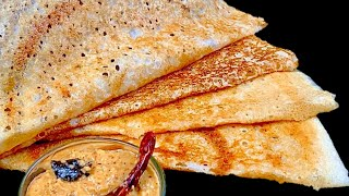 Instant dosa | Instant dosa In Lock-down | Crispy Wheat dosa