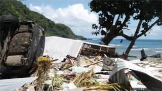 Tsunamis and Earthquakes Hit the Pacific Islands