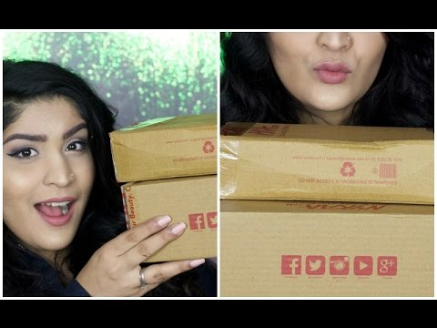 Birthday Haul | Skin, Makeup & Hair | Nykaa Republic Day Sale