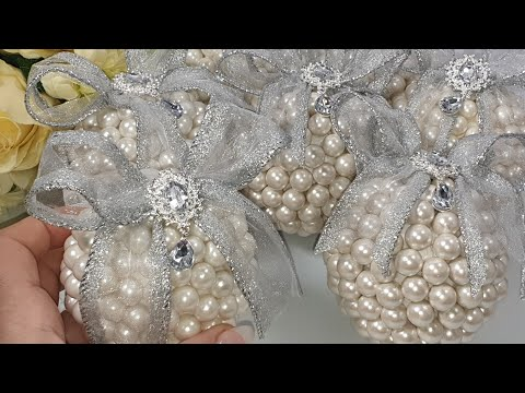 Новогодние шары Christmas Balls #Marine_DIY_Guloyan