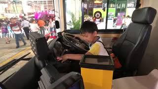SBSTransit's Bus Carnival at the new Seletar Bus Depot