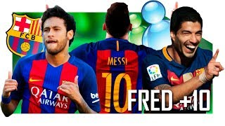 TOP 10 GOLAÇOS DO TRIO MSN