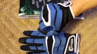 Rękawiczki futbolowe Cutters X40 C-TACK Revolution