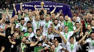 ML - Les Zhommes (Victoire CAN Algérie 2019🇩🇿❤️)