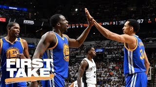Warriors: Greatest Team Ever? | First Take | May 22, 2017