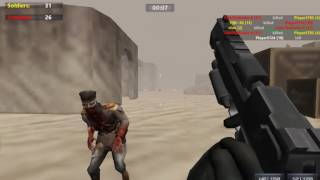 MATA A TODOS LOS ZOMBIES ZOMBIE DAYZ EP2 SERIE1