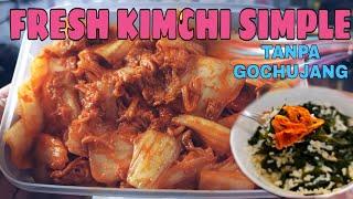 Fresh Kimchi…