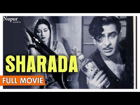 Sharada 1957 Full Movie | Raj Kapoor , Meena Kumari | Bollywood Classic Movies | Nupur Audio