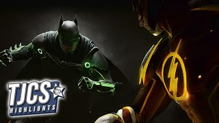 Animated Injustice: Gods Among Us Movie Coming