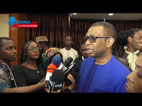 Youssou Ndour  C'etait une question de survie