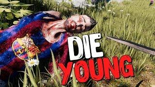 Die Young - НАПАДЕНИЕ ЛУЧНИКОВ! (ОБНОВА) #8