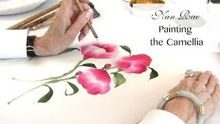 Painting the Camellia