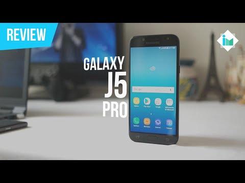 Samsung Galaxy J5 Pro 2017 - Review en español