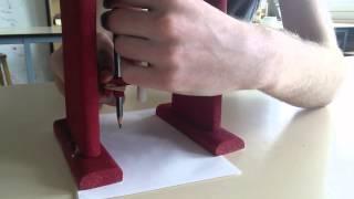 Compass Crazy Contraption | Pencil Adjustment Mechanism