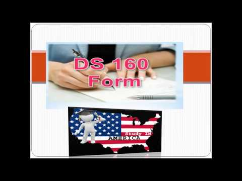 Step 1: Fill DS -160 USA VISA Application Form Step By Step