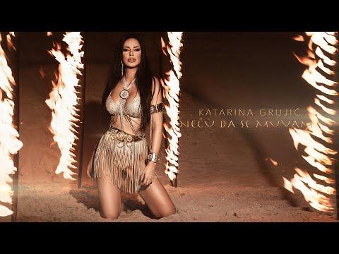 KATARINA GRUJIC – NECU DA SE MUVAM (OFFICIAL VIDEO 2020)
