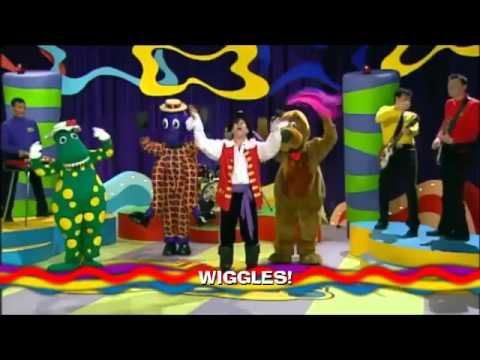 The Wiggles - Lights, Camera, Action, Wiggles! (Karaoke, Lyrics on screen)
