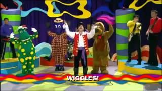 The Wiggles - Lights, Camera, Action, Wiggles! (Karaoke, Lyrics on screen)