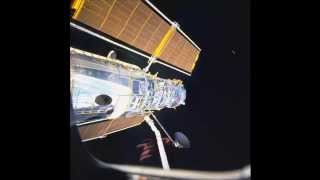 STS-103 ufo flyby. Courtesy of NASA LOL! Watch FULL SCREEN