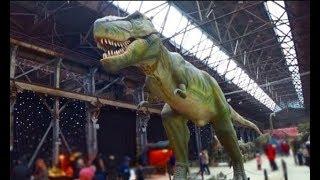 МИР ДИНОЗАВРОВ выставка 2018 | Living Dinosaurs | 恐竜 | 恐竜博物館 #dinosaurs #динозавры