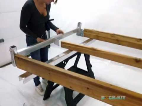 Dock kit assembly video youtube dock kit assembly video solutioingenieria Image collections