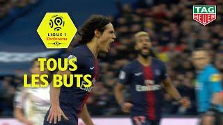 Tous les buts de la 24ème journée - Ligue 1 Conforama / 2018-19